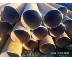 Металлическая труба, трубы, восстановленная труба