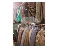 Опт одежды и обуви для охоты, рыбалки,