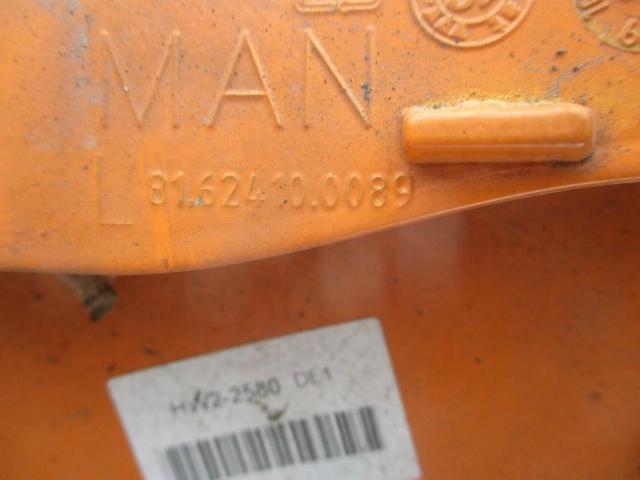 Дефлектор воздушный левый man 81624100089 - 2/3
