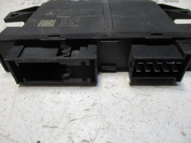 Блок управления стеклоподъемниками Mercedes A0004463232 - 3/3