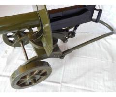 Музейная копия пулемета Максим обр.1910/30г. Сталь, искуственный камень.