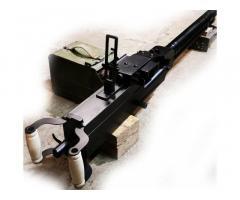 Музейная копия крупнокалиберного пулемета ДШКМ