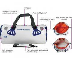 ✅ ✅  Представляем    водонепроницаемая герметичная сумка OverBoard OB1013WHT 60 Litres .